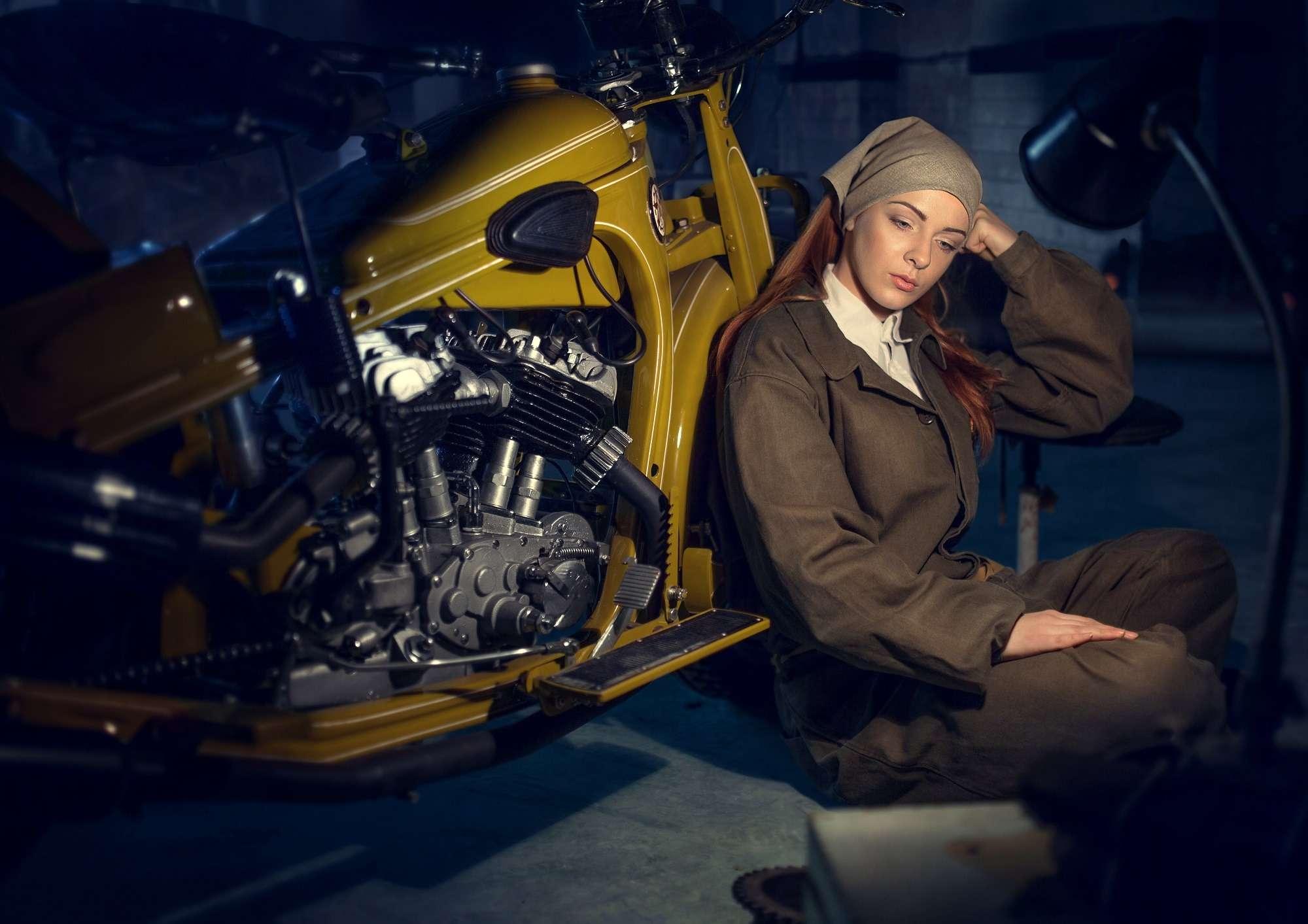 Тяжелый мотоцикл ПМЗ А-750: как Harley-Davidson оказался входовой BMW— фото 927415