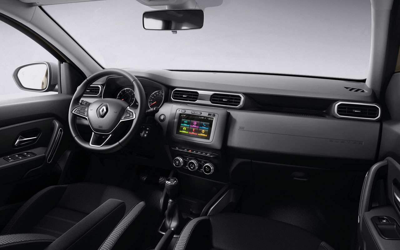 Новый Renault Duster: стали известны его сильные ислабые стороны— фото 977626