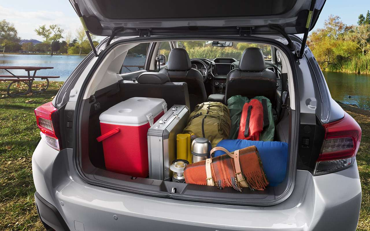 Названы цены наобновленный Subaru XV— фото 1227900