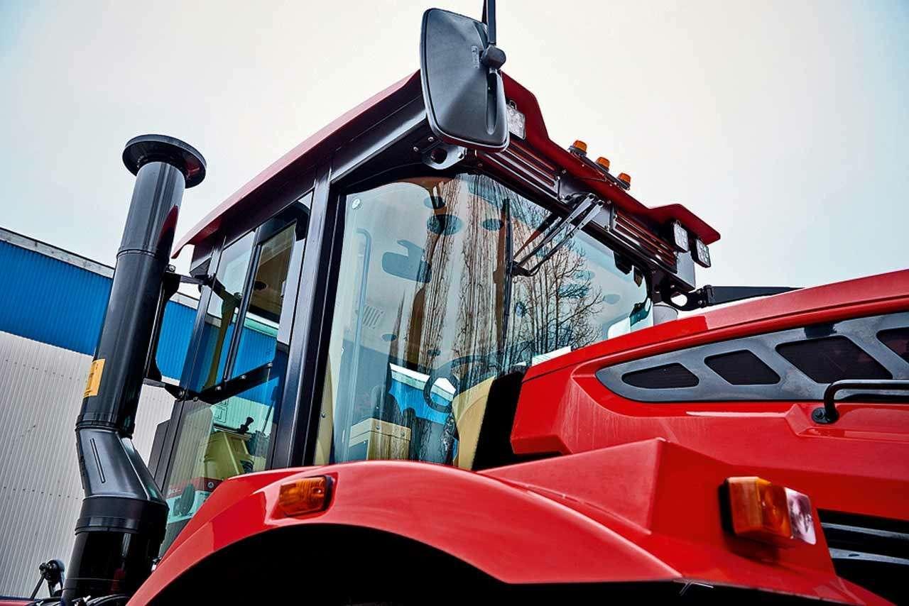 «Кировец» К-7М: 4главные составляющие правильного трактора— фото 1119217