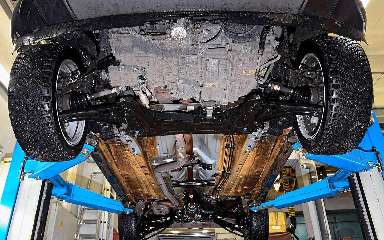 Ford EcoSport после 16500км: все досадные мелочи— фото 961613