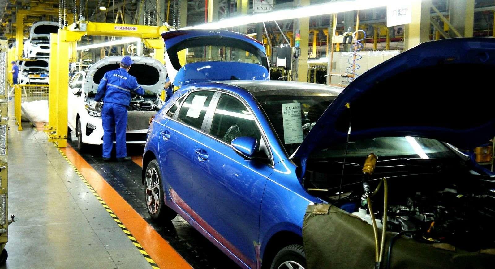 Новый Kia Ceed: началось производство вРоссии. Цен пока нет— фото 887509