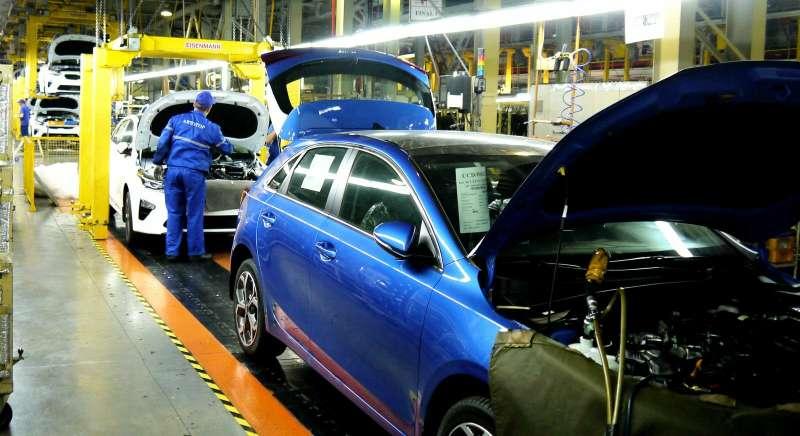 В РФ  стартовало производство улучшенного  Киа  Ceed