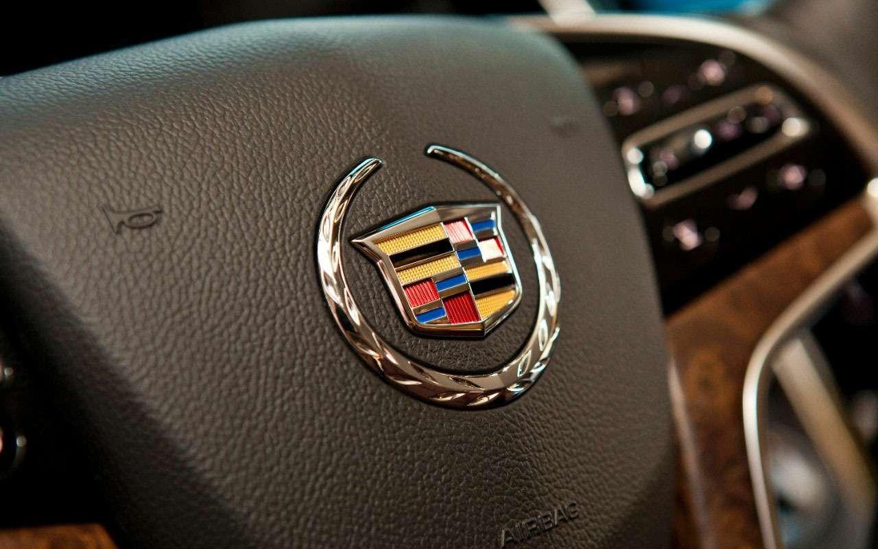 7 больших плюсов и5относительных минусов Cadillac Escalade— фото 984647