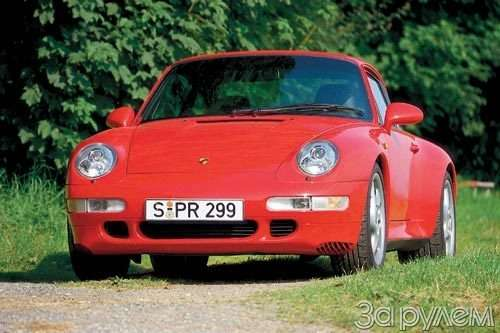 Porsche 911. два бойца нанюрбургринге— фото 13919