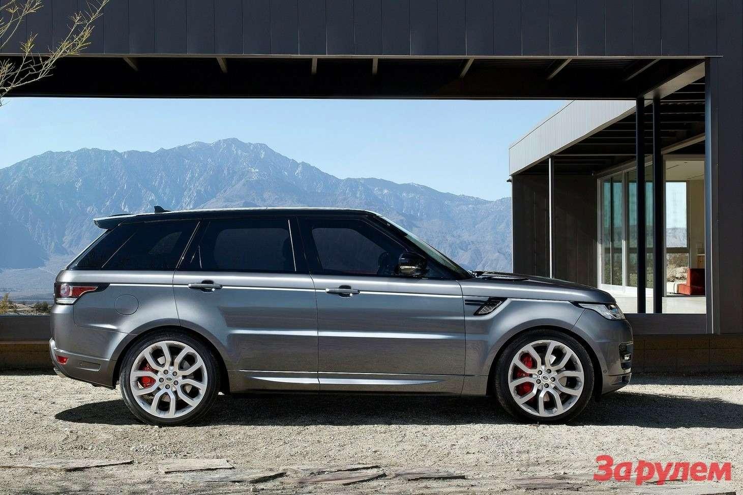Land Rover Range Rover Sport 2014 1600x1200 wallpaper 16