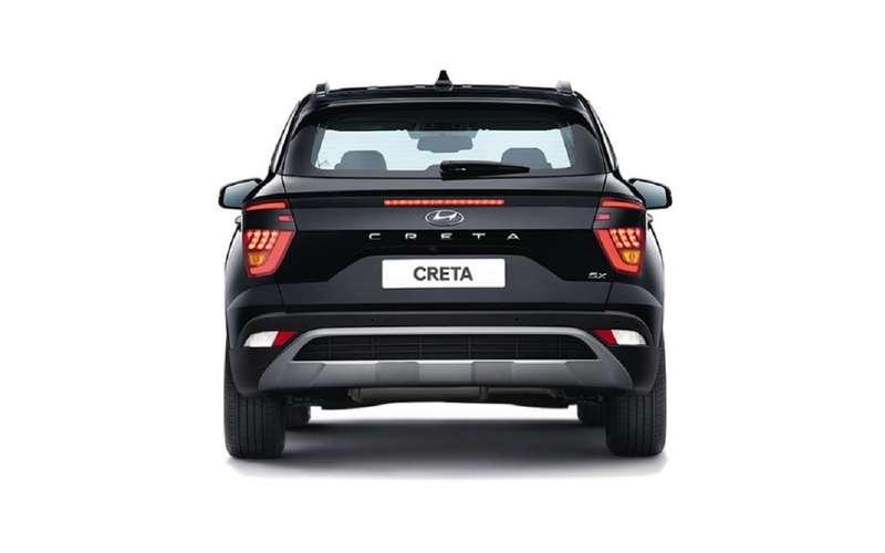 Начались продажи Hyundai Creta второго поколения (вИндии)