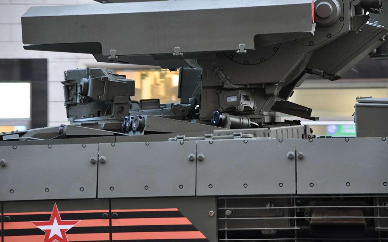 Танк дляподдержки танков— аналогов вмире снова нет!— фото 891772