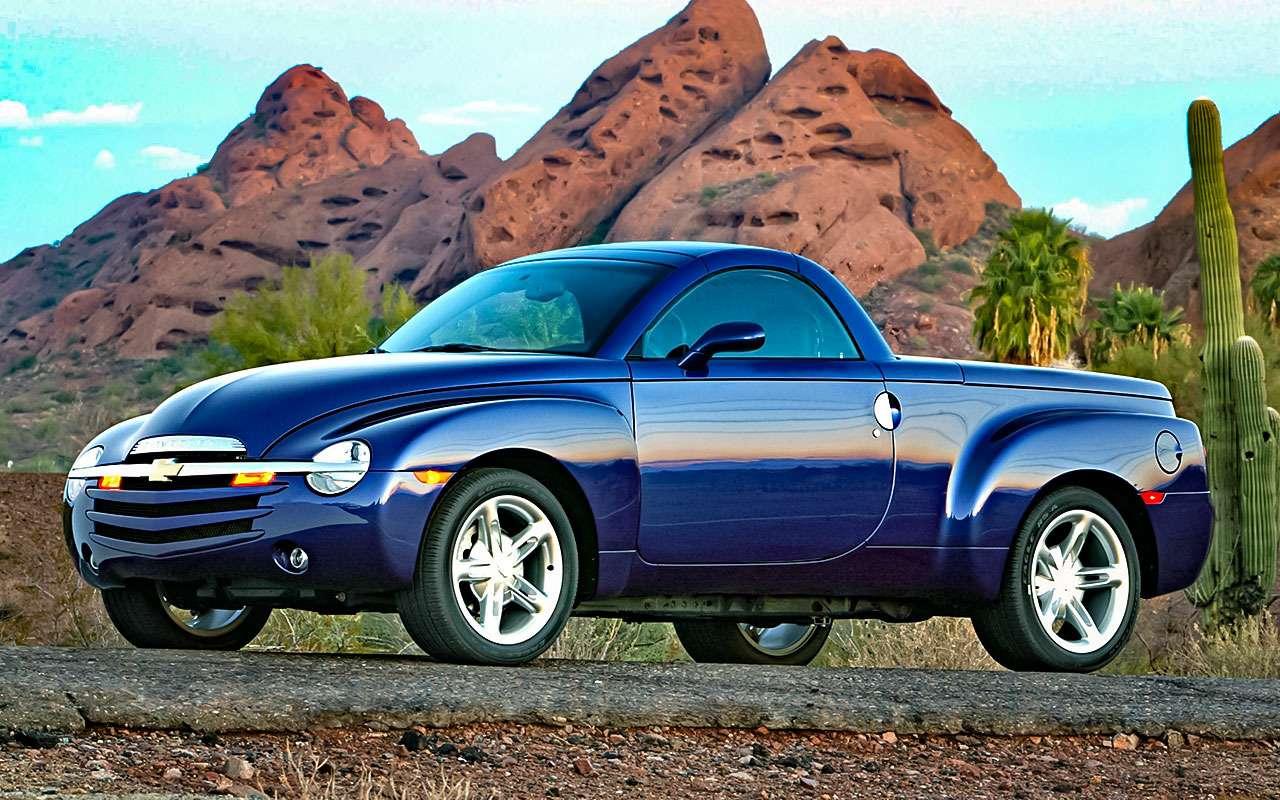 Самые провальные автомобили XXI века— фото 796764