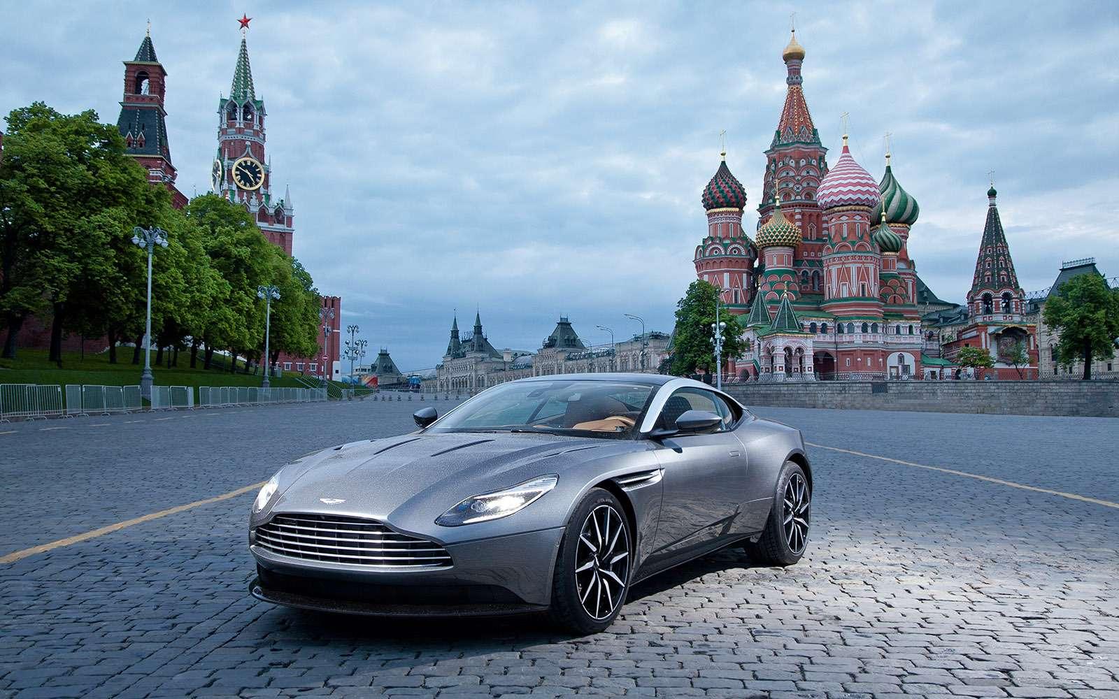 Новый Aston Martin DB11: эра роскоши— фото 657458