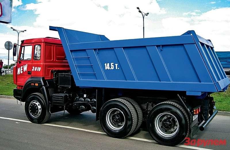 Облегченный «Урал-63685» внешне отличается отсобратьев только кузовом меньшей длины.