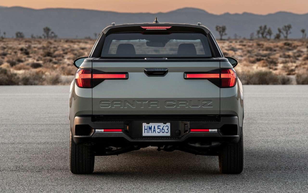 Новый Hyundai Santa Cruz— появились первые обзоры— фото 1269117