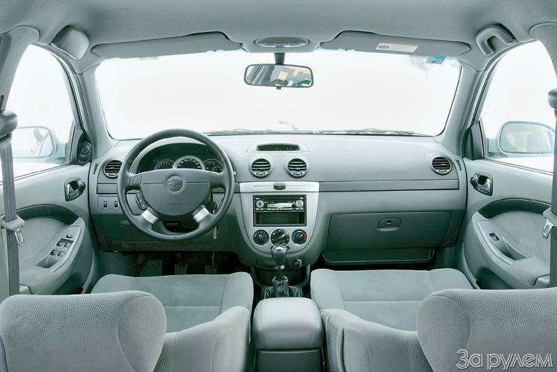 Chevrolet Lacetti. Крести— козыри— фото 67387
