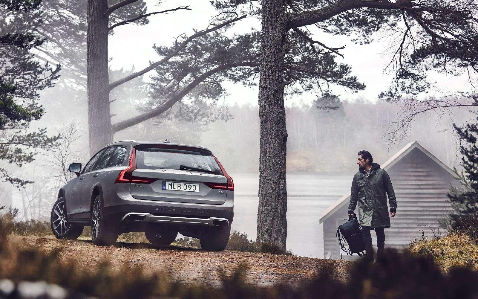 Такой «сарай» нам нужен: Volvo V90 Cross Country представлен официально— фото 635278