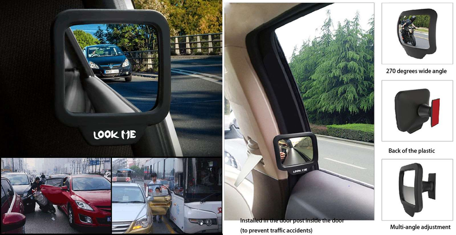 Что придумали китайцы— 10 полезных аксессуаров дляавтомобиля— фото 891489