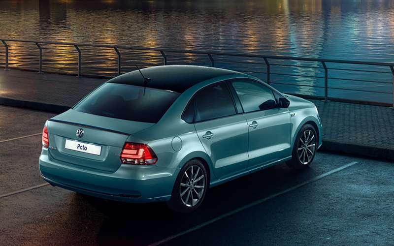 Российский Volkswagen Polo получил новую спецверсию
