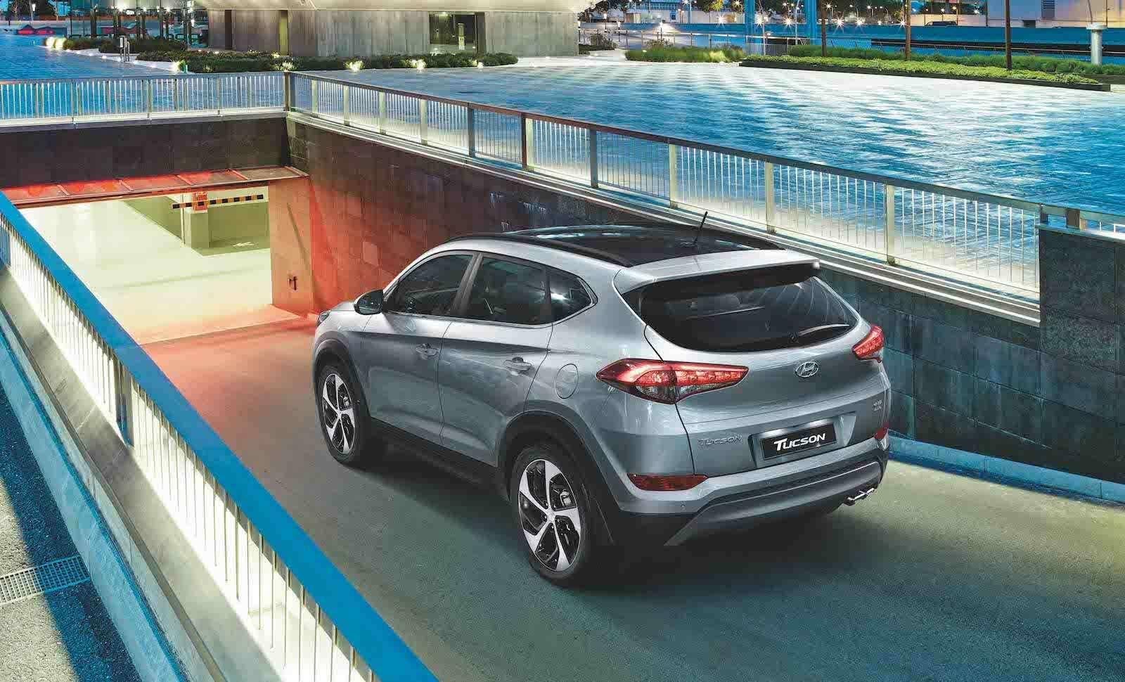 Hyundai Tucson или Santa Fe: на что потратить два миллиона рублей? — фото 601337