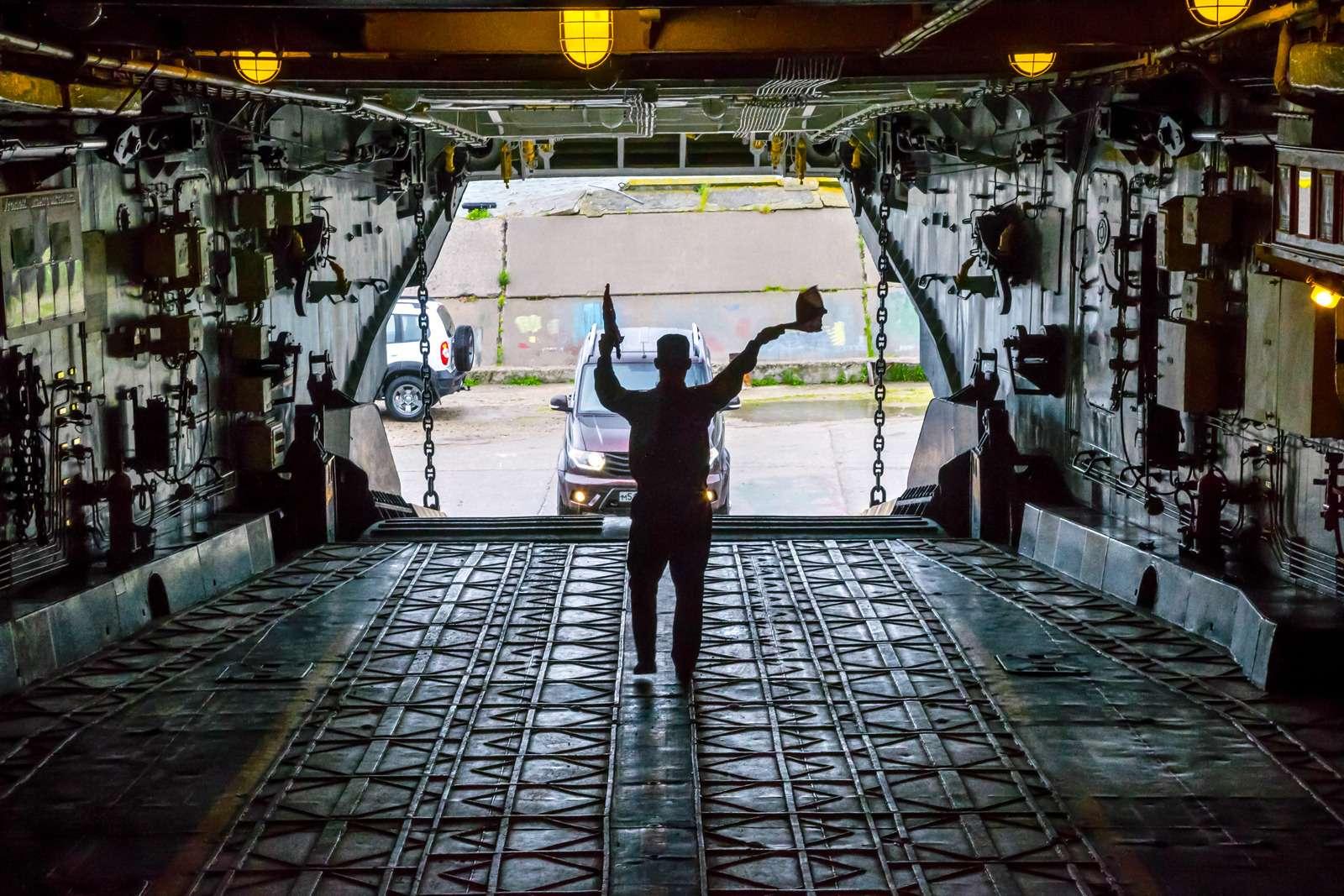 УАЗПатриот, Chevrolet Niva иRenault Duster: морской бой, или Русский десант вПрибалтике— фото 610159