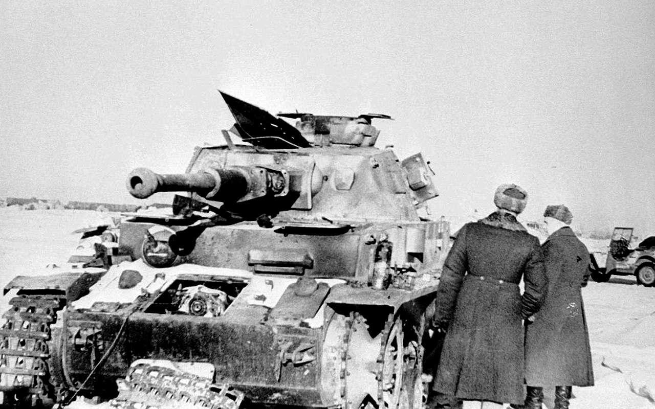 Захватить ипеределать: как фашистские танки служили вКрасной армии— фото 1053264