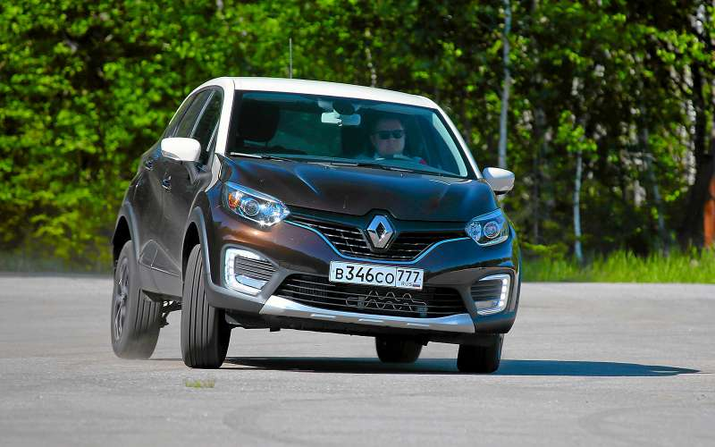 Renault Kaptur, Renault Duster, Suzuki Vitara: мода от-каптюр