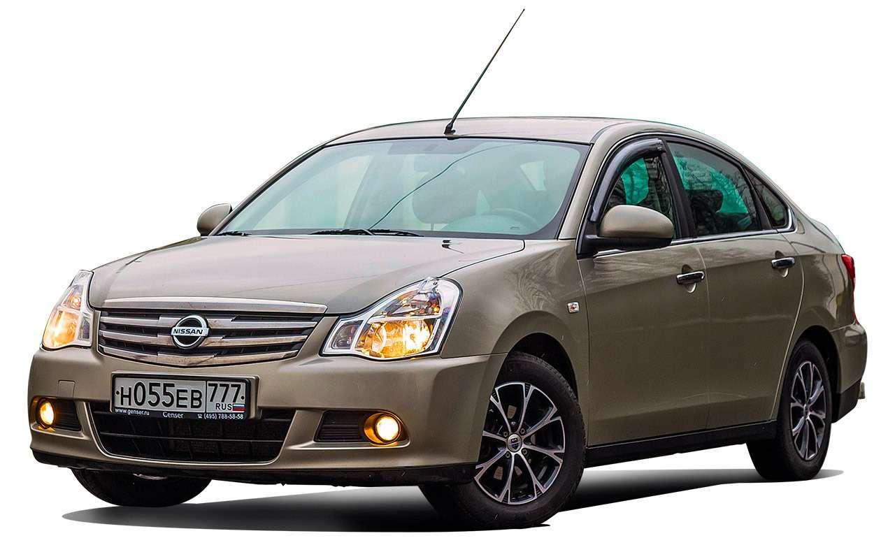 Nissan Almera после 120000км: она еще поездит!— фото 934608