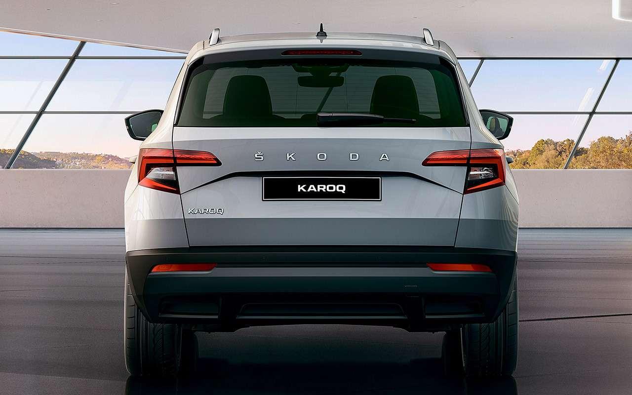Skoda Karoq российской сборки— цены, двигатели икоробки— фото 1030674