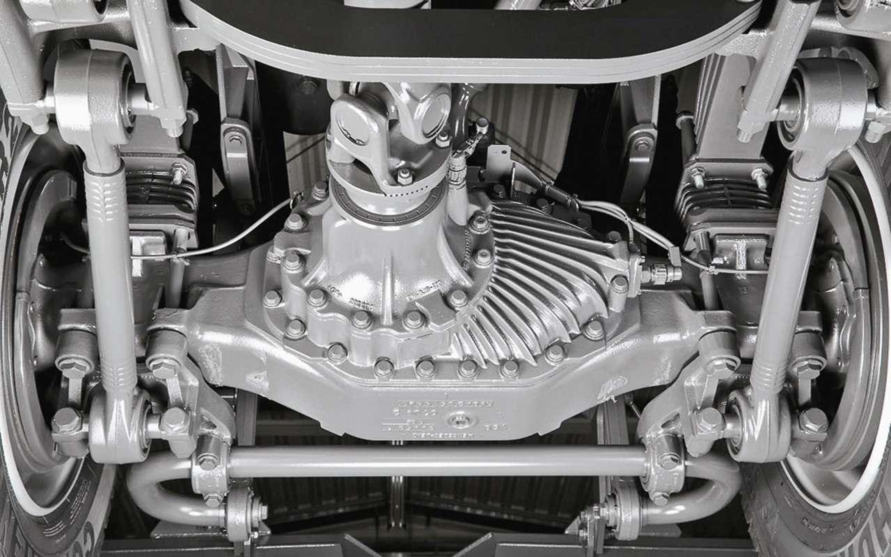 Mercedes Arocs российской сборки— детальный обзор— фото 1279129
