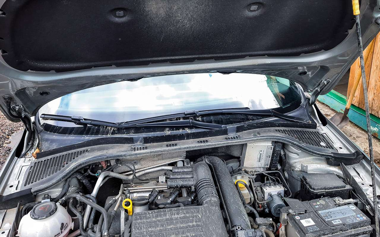 23 000 км с новым VW Polo: подробный отчет (с видео) - фото 1276481