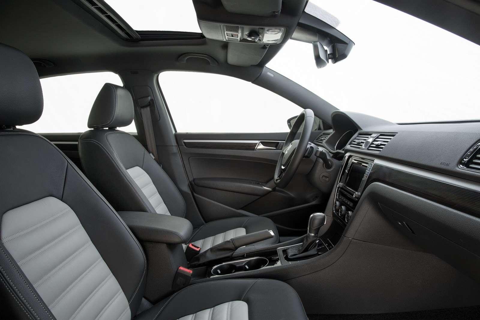 Концепт-иллюзия: Volkswagen Passat GTприехал вЛос-Анджелес— фото 663883