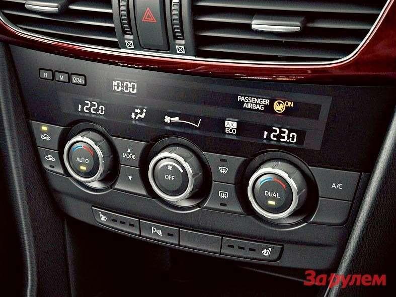 Mazda 6Sedan 2013a0