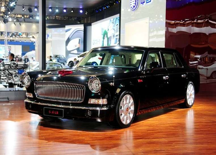 no copyright hongqi l5 1