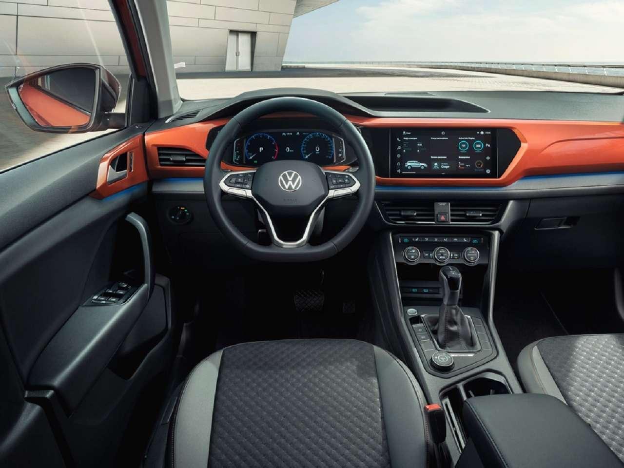 Volkswagen Taos: российские двигатели иоснащение— фото 1228182