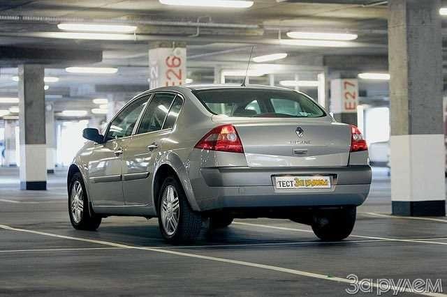 Тест Ford Focus II, Renault Megane, Mitsubishi Lancer. Двое наодного— фото 58326