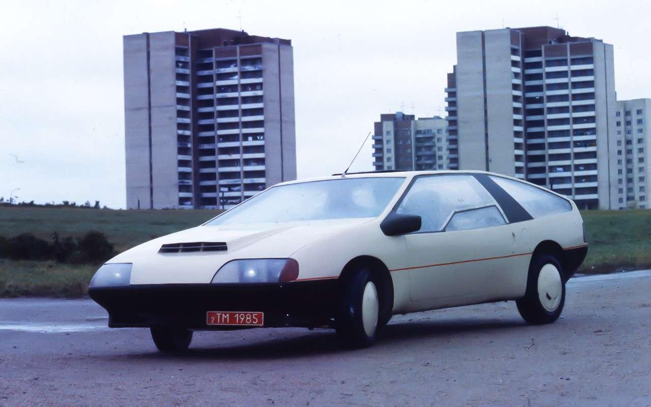 Спорткары, кабриолеты, родстеры... 15уникальных советских машин— фото 984964