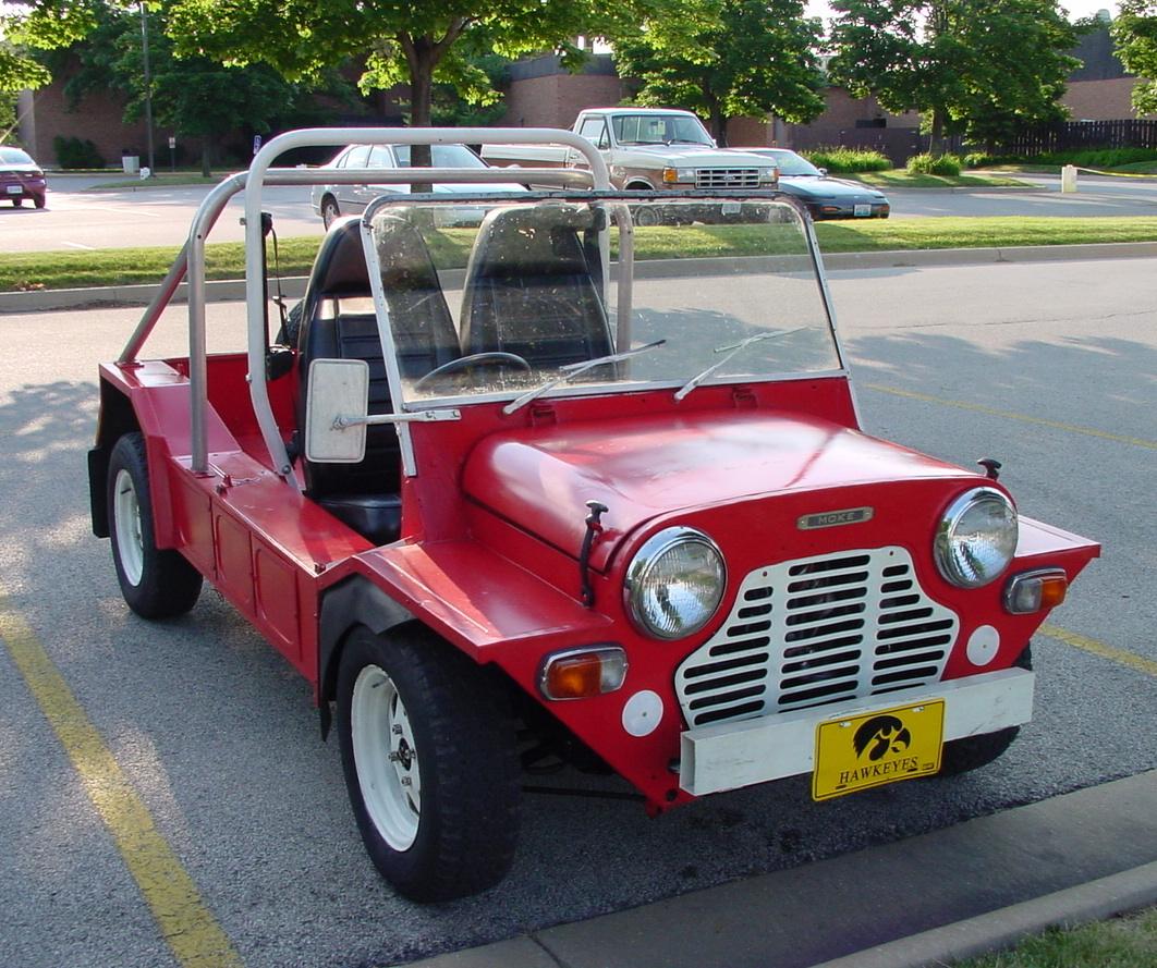 nocopyright Mini Moke
