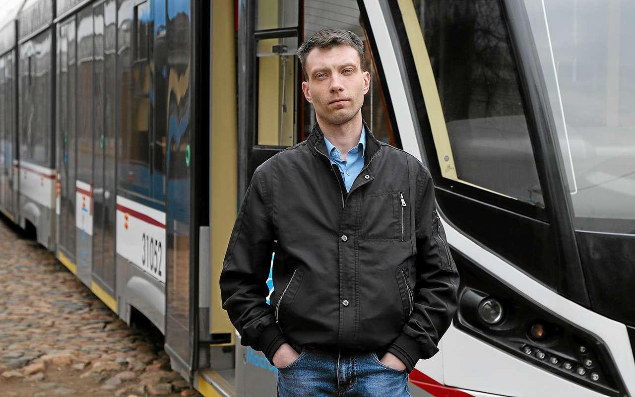 «Шустрых меньше стало»— что думает водитель трамвая онас, автомобилистах— фото 967423