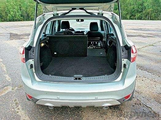 Тест Renault Koleos, Ford Kuga, Volkswagen Tiguan: Экспресс наМышкин— фото 89424