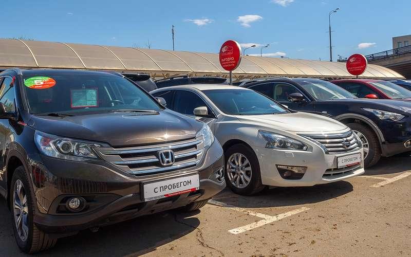 Популярные авто навторичке подорожали на10,7%
