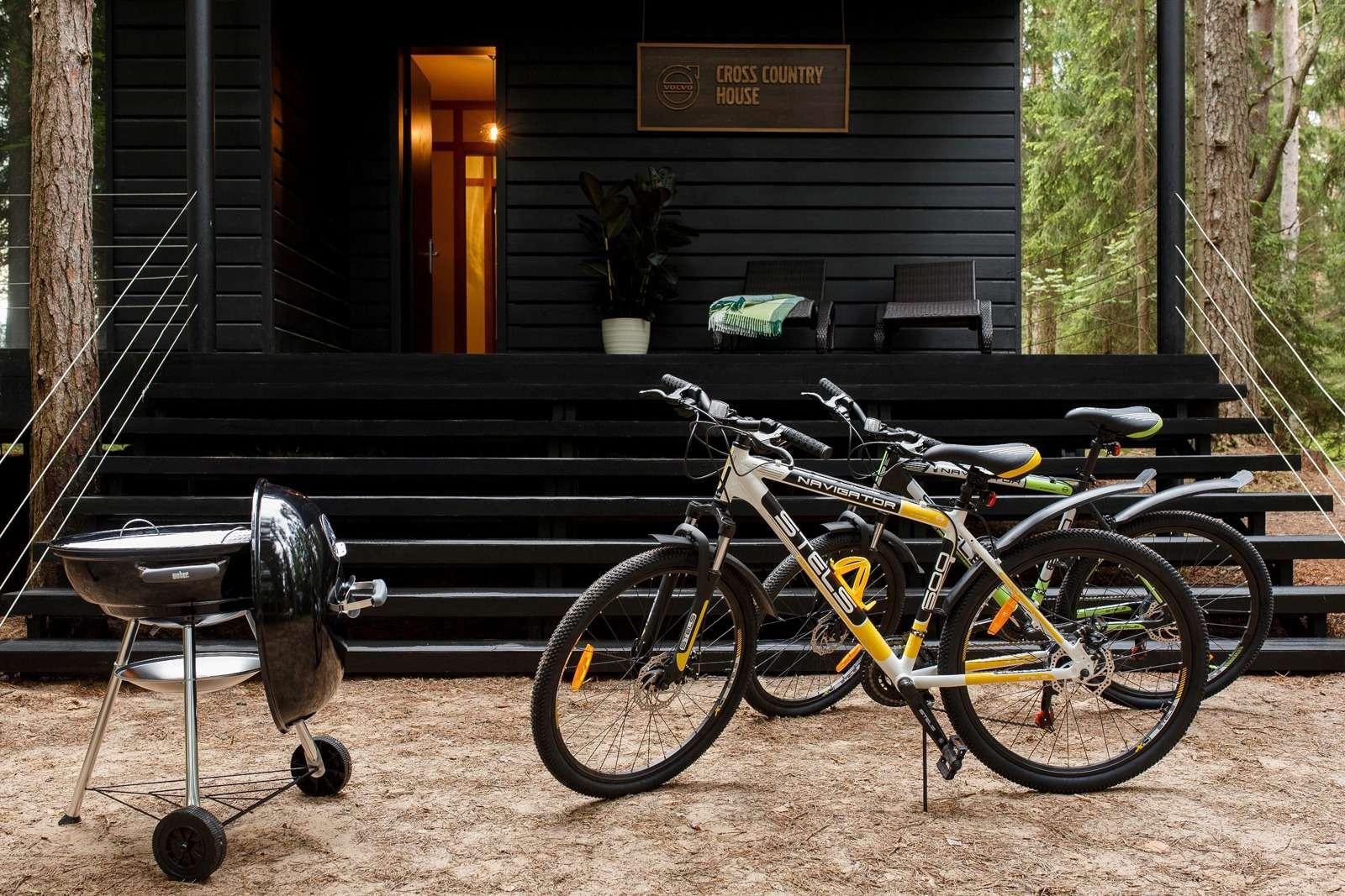 Volvo открывает мини-отель рядом сСанкт-Петербургом. Бронировать уже пора— фото 768840
