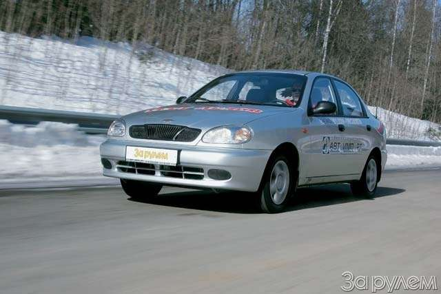 Тест Renault Logan, Lada Kalina, Lada 110, Daewoo Nexia, Chevrolet Lanos. Сделано вСССР— фото 64303