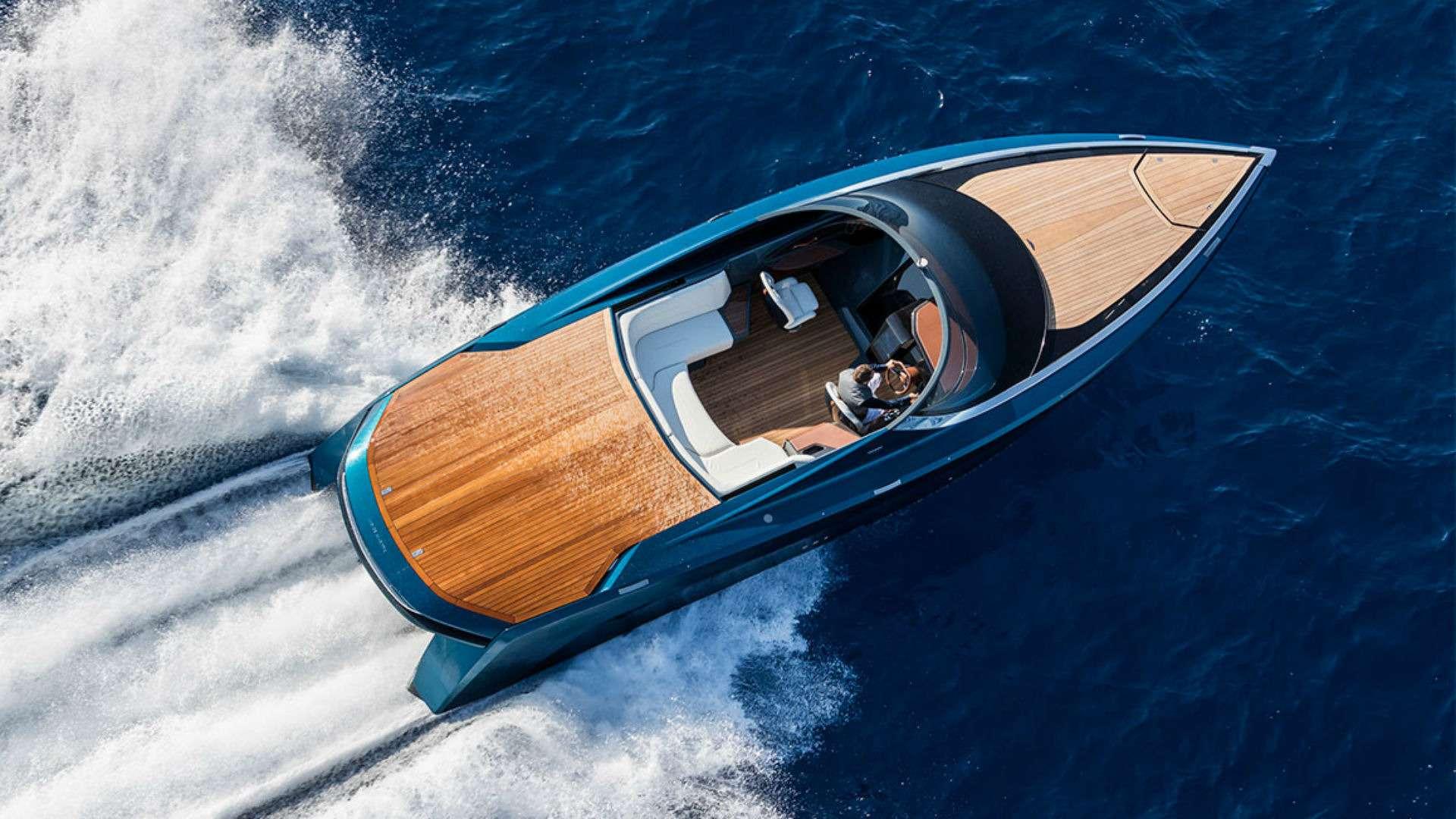 Побочный заработок— роскошные яхты автобрендов— фото 799057