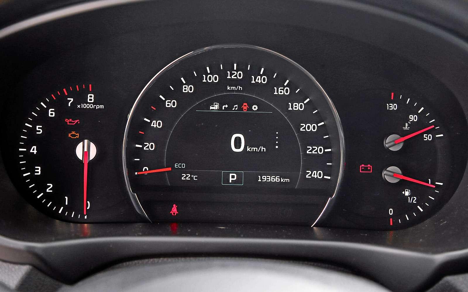 Новый Nissan Murano против конкурентов: длинные рубли— фото 691713