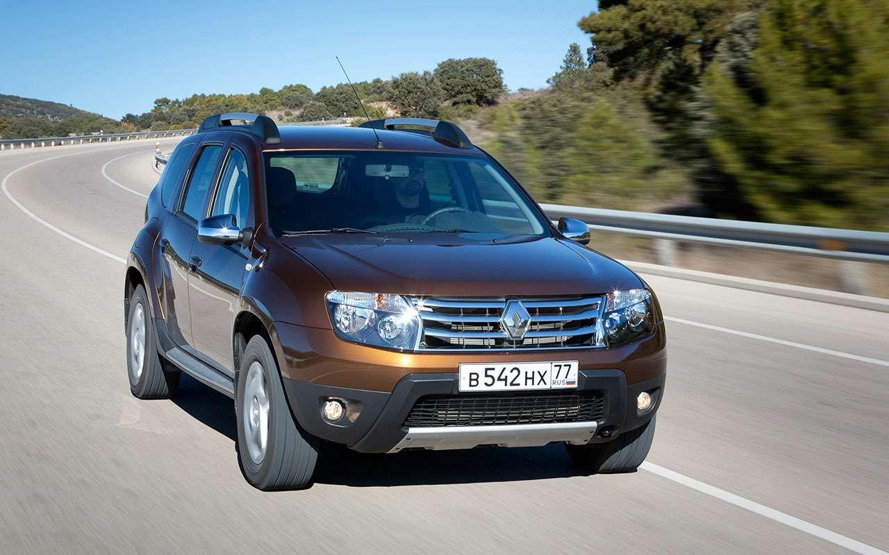Подержанный Renault Duster— все его проблемы— фото 1087904