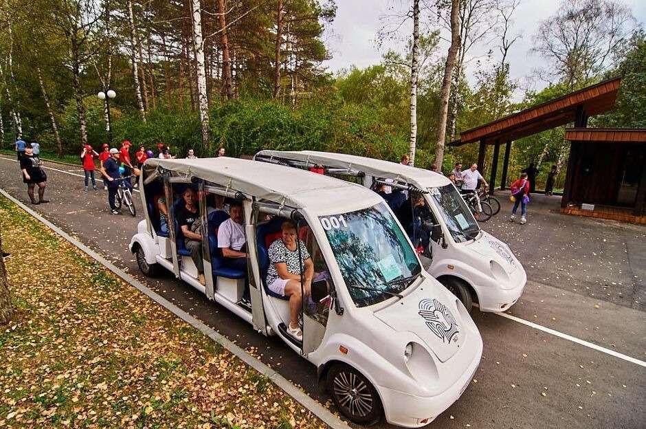 В Крыму начинают серийный выпуск электромобилей изроссийских компонентов— фото 1137473