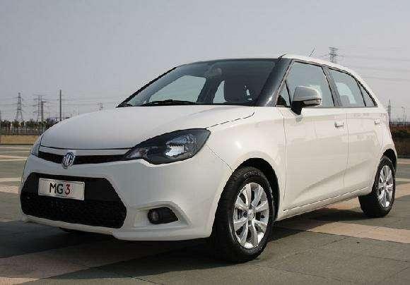 Китайский наследник MGпоступил впродажу