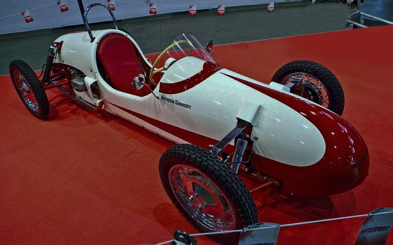 Циклоп, Победа-Спорт, Эстония-21...— самые быстрые спорткары СССР— фото 824426