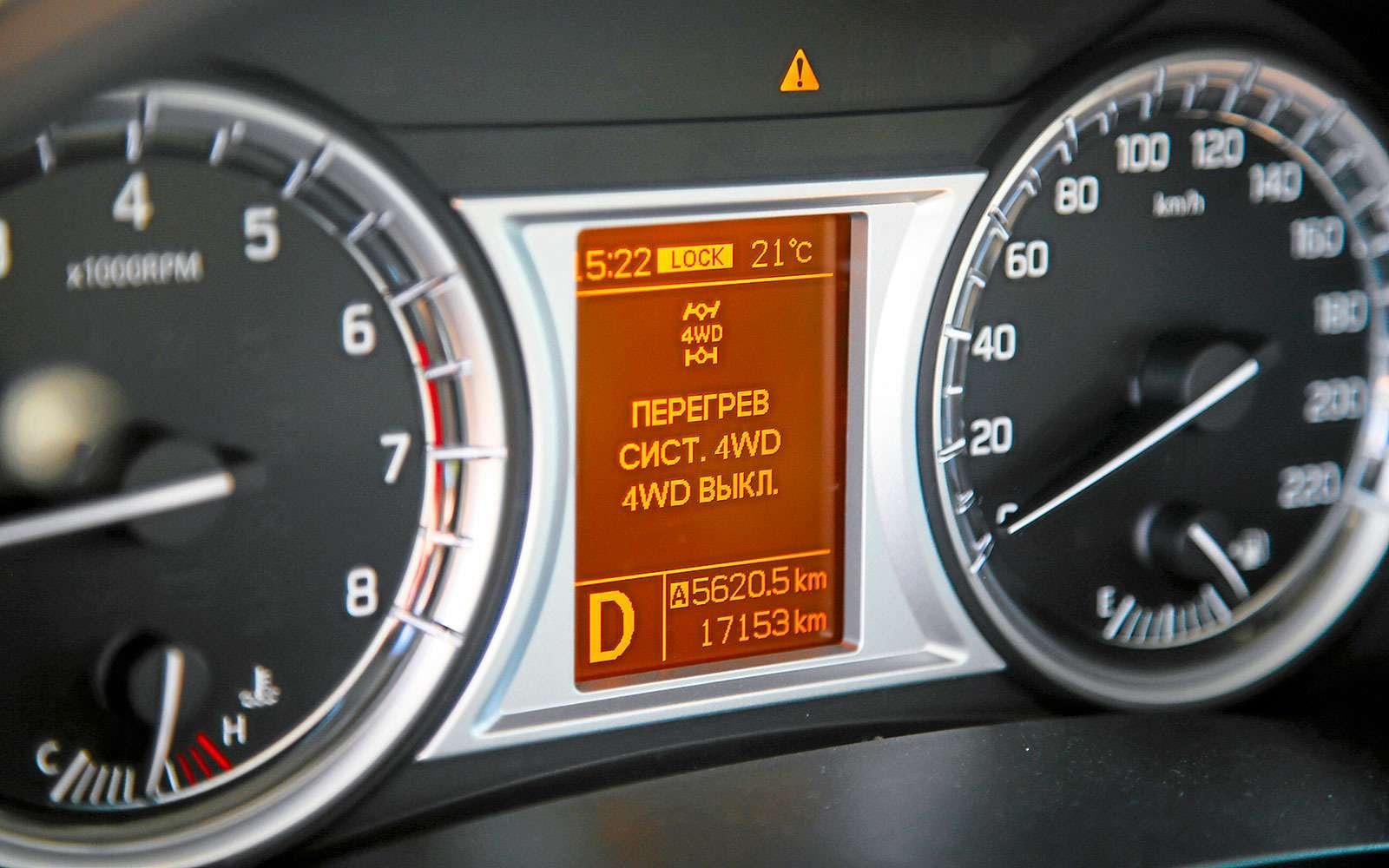 Renault Kaptur, Renault Duster, Suzuki Vitara: мода от-каптюр— фото 620017