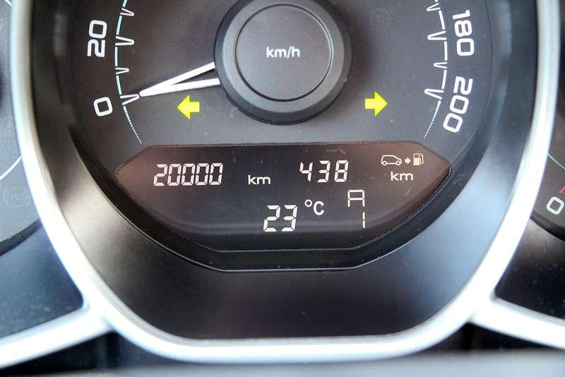 Lada Vesta изпарка ЗР: сила сцепления