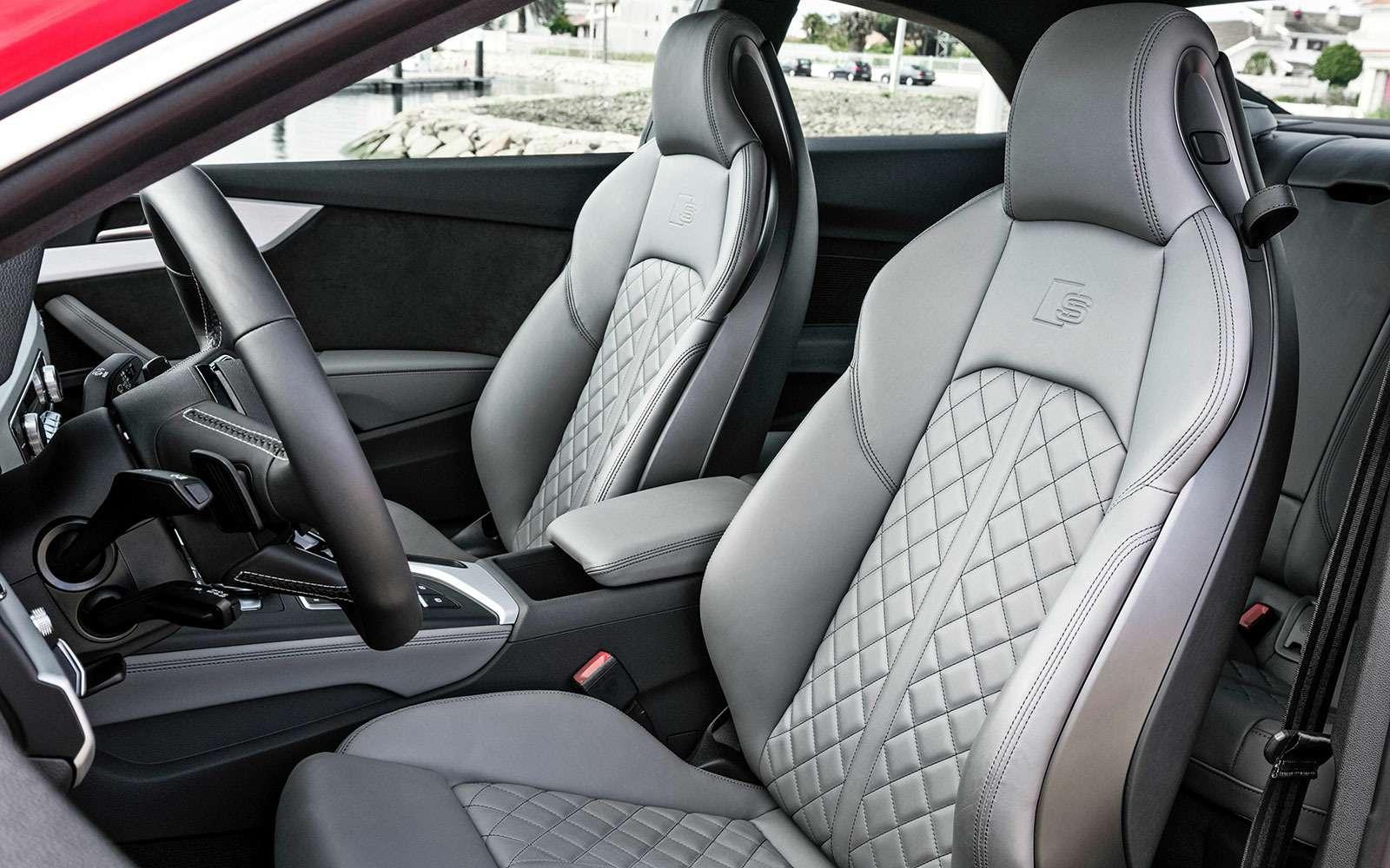 Тест Audi A5Coupe: пока не беспилотник— фото 631313