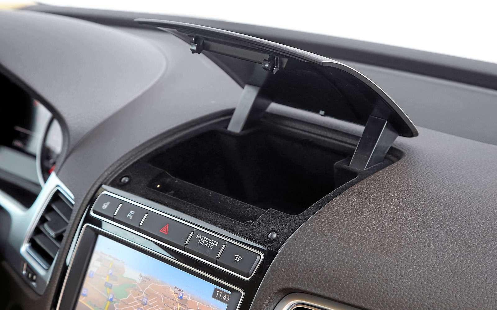 Новый Nissan Murano против конкурентов: длинные рубли— фото 691727